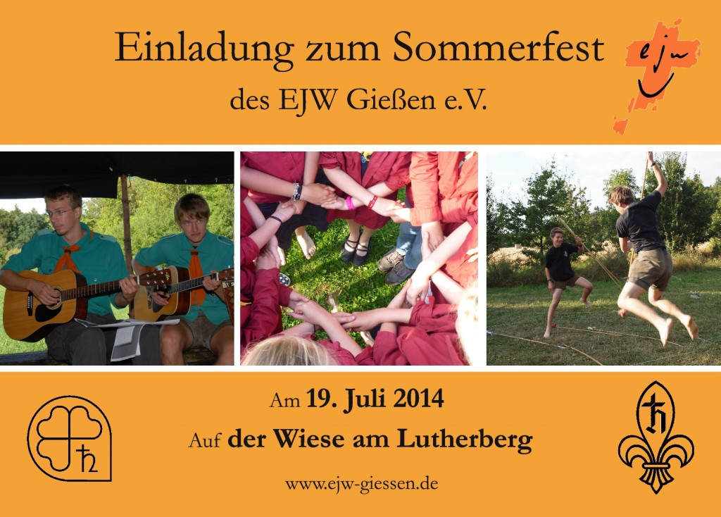 Titel Sommerfest 2014
