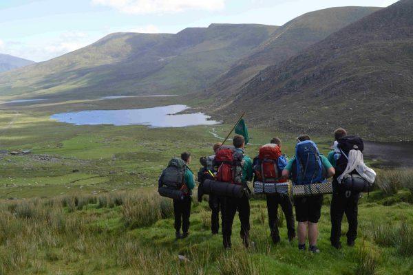 Großfahrt nach Irland